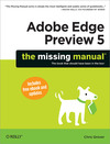 Livre numérique Adobe Edge Preview 5: The Missing Manual