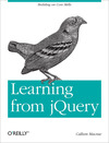 Livre numrique Learning from jQuery