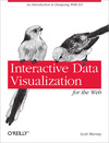Livre numérique Interactive Data Visualization for the Web