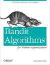 Livre numrique Bandit Algorithms for Website Optimization