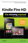 Livre numérique Kindle Fire HD: The Missing Manual