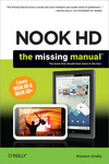 Livre numrique NOOK HD: The Missing Manual