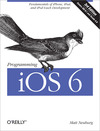 Livre numrique Programming iOS 6