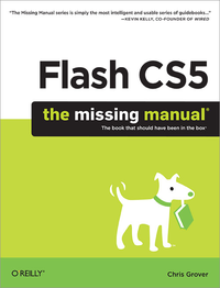 Livre numrique Flash CS5: The Missing Manual
