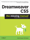 Livre numrique Dreamweaver CS5: The Missing Manual