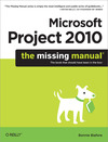 Livre numérique Microsoft Project 2010: The Missing Manual