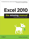 Livre numérique Excel 2010: The Missing Manual