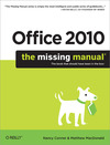 Livre numérique Office 2010: The Missing Manual