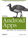 Livre numérique Building Android Apps with HTML, CSS, and JavaScript