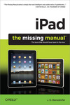 Livre numrique iPad: The Missing Manual