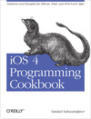 Livre numrique iOS 4 Programming Cookbook