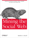 Livre numrique Mining the Social Web