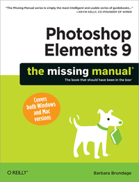 Livre numérique Photoshop Elements 9: The Missing Manual
