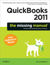 Livre numérique QuickBooks 2011: The Missing Manual