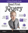Livre numrique Head First jQuery