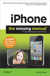 Livre numérique iPhone: The Missing Manual