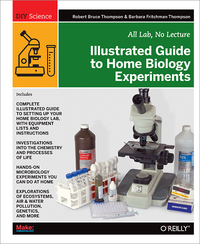Livre numérique Illustrated Guide to Home Biology Experiments