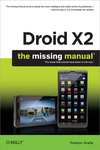Livre numrique Droid X2: The Missing Manual