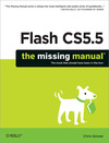 Livre numérique Flash CS5.5: The Missing Manual