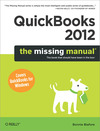 Livre numrique QuickBooks 2012: The Missing Manual