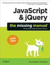 Livre numérique JavaScript & jQuery: The Missing Manual