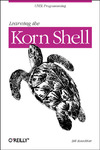 Livre numrique Learning the Korn Shell