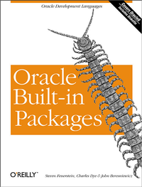 Livre numérique Oracle Built-in Packages