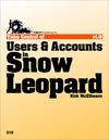 Livre numérique Take Control of Users & Accounts in Snow Leopard