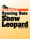 Livre numrique Take Control of Syncing Data in Snow Leopard