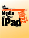 Livre numérique Take Control of Media on Your iPad
