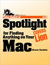 Livre numrique Take Control of Spotlight for Finding Anything on Your Mac