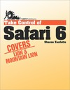 Livre numrique Take Control of Safari 6