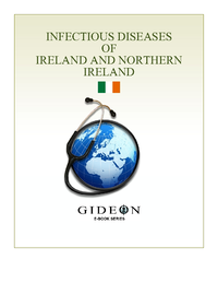 Livre numérique Infectious Diseases of Ireland and Northern Ireland 2010 edition