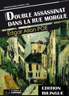 Livre numrique Double assassinat dans la rue Morgue