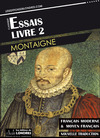 Livre numrique Essais  Livre II (Franais moderne et moyen Franais compars)
