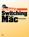 Livre numérique Take Control of Switching to the Mac