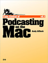 Livre numérique Take Control of Podcasting on the Mac