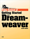 Livre numérique Take Control of Getting Started with Dreamweaver