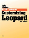 Livre numrique Take Control of Customizing Leopard
