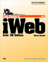 Livre numrique Take Control of iWeb: iLife &#x27;08