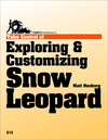 Livre numérique Take Control of Exploring & Customizing Snow Leopard