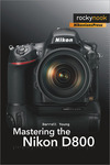 Livre numrique Mastering the Nikon D800