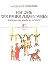 Livre numrique Histoire des peurs alimentaires