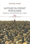 Livre numrique Autour du Front populaire