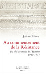 Livre numrique Au commencement de la Rsistance