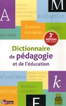 Livre numrique Dictionnaire de pdagogie et de l&#x27;ducation