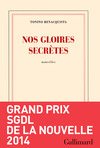 Livre numrique Nos gloires secrtes