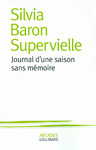 Livre numrique Journal d&#x27;une saison sans mmoire