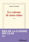 Livre numrique Les raisons de mon crime