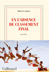 Livre numrique En l&#x27;absence de classement final